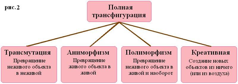 Учебник По Трансфигурации